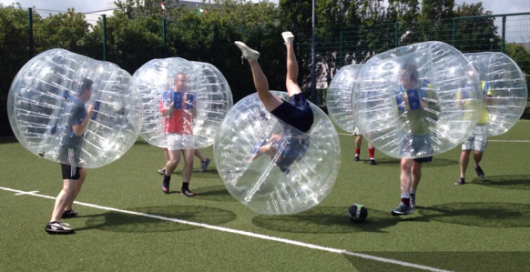 Bubble Football Hire Northamptonshire