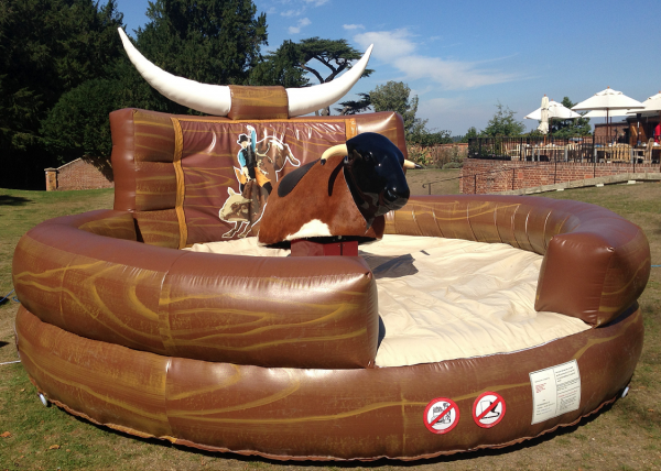 Bucking Bronco Hire London